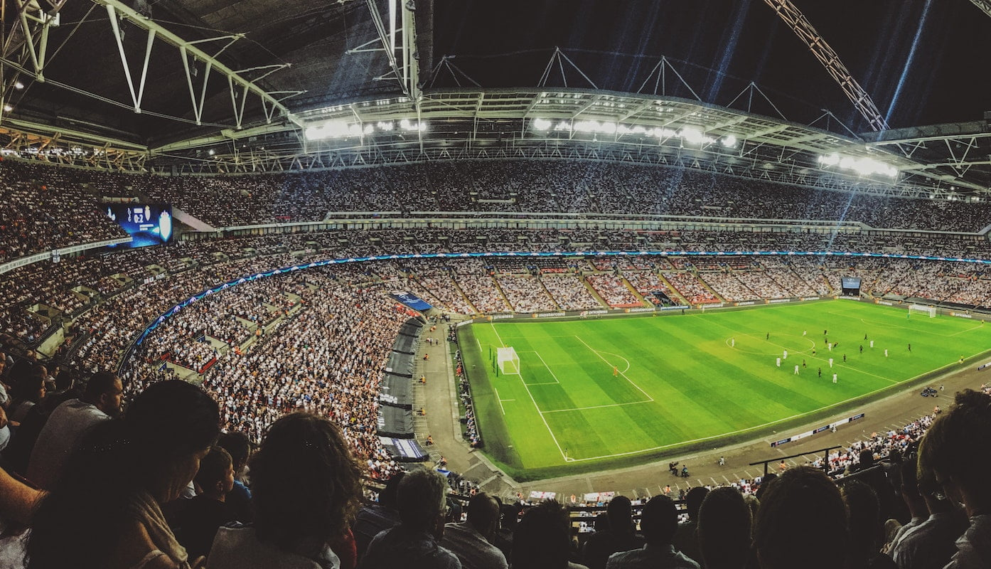 Stay Cool with AAC - England at Wembley